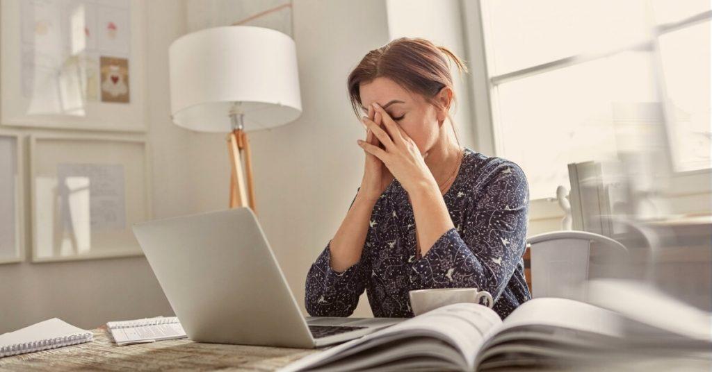Tech overwhelmed